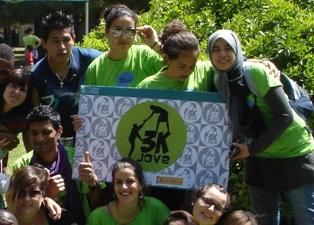 Joves del Tresca Jove de la Fundació Catalana de l'Esplai